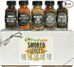 smoked seasonings