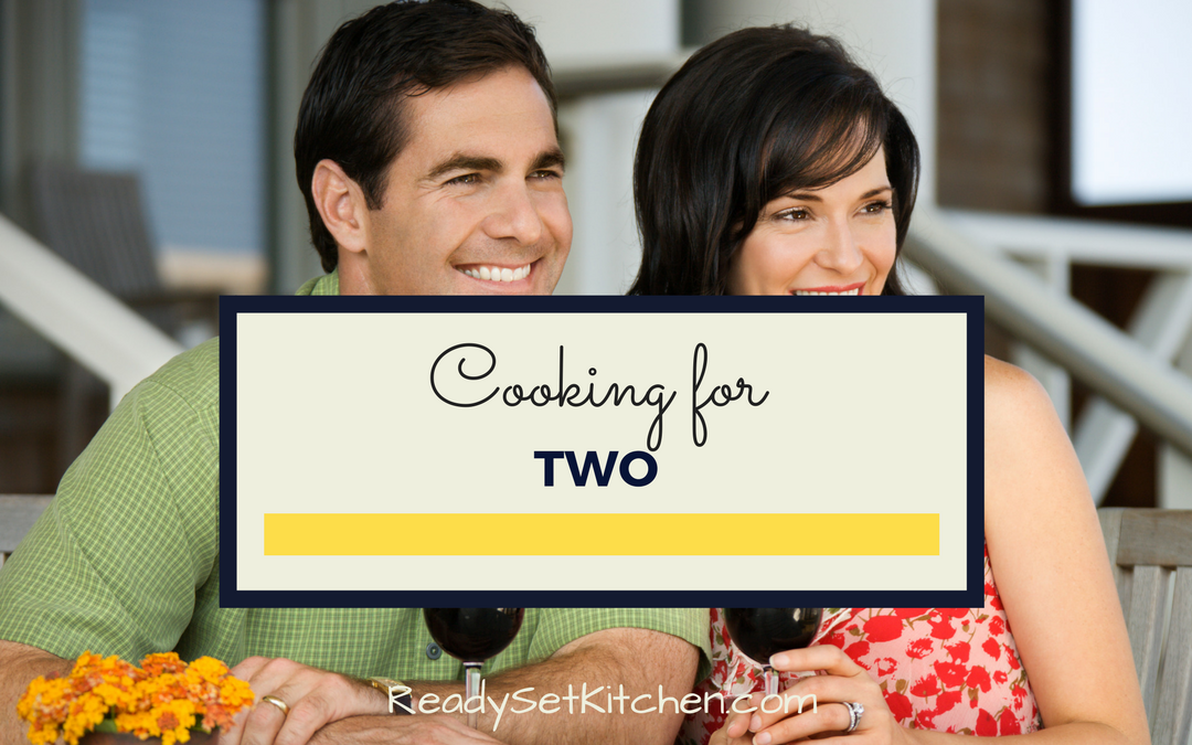Cooking For Two- Help for the Empty Nesters